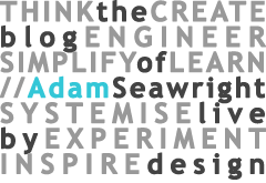 The Blog of Adam Seawright